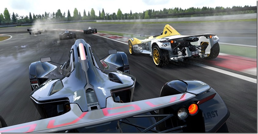 Project Cars Gameplay Image