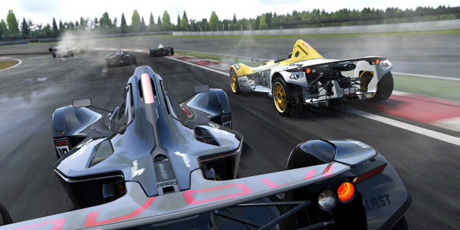 Project Cars Gameplay banner image